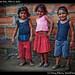 Nicaraguan kids, Villa 15 Julio