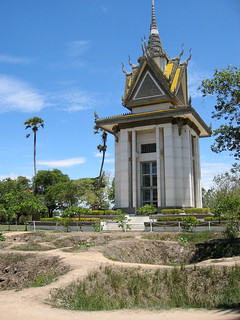 Killing Fields in Cambodja