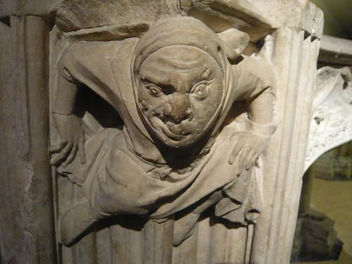 York gargoyle