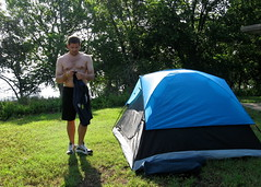 recreation, outdoor recreation, leisure, tent, camping,