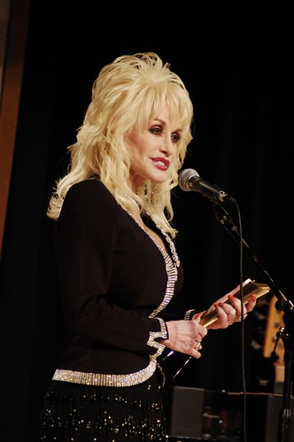Dolly Parton by Aaron Crisler