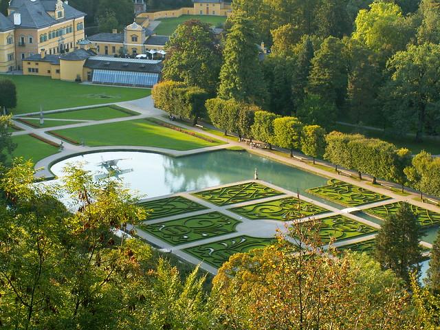 Palacio Hellbrunn