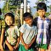 Children of Burma by B℮n