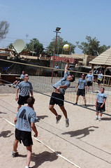 streetball(0.0), sports(1.0), competition event(1.0), ball game(1.0), beach volleyball(1.0), tournament(1.0),