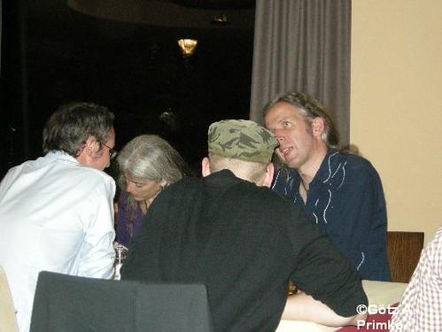 Monika Meurer, Achim Meurer, Jochen Hencke, Günter Exel