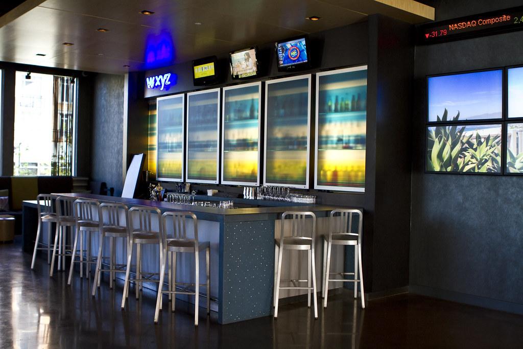 Bar @ a loft