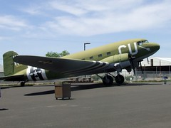 airline, aviation, airliner, airplane, propeller driven aircraft, vehicle, military transport aircraft, douglas c-47 skytrain, douglas dc-3, aircraft engine,