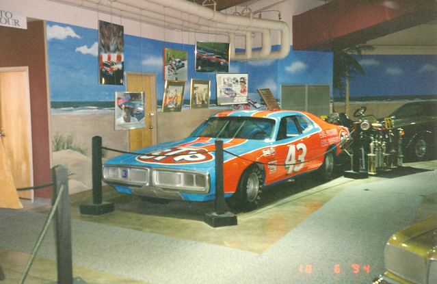 Richard Petty Museum >> Richard Petty's STP Charger - a gallery on Flickr