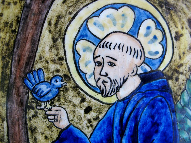 St. Francis of Assisi from Flickr via Wylio