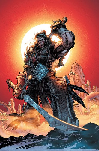 World of Warcraft #1 Cover B