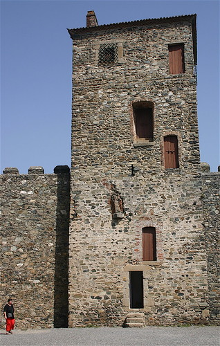 tower castle portugal princess castelo 2007 bragança