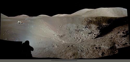 Apollo 17 AS17-137-20991HR to 21011HR