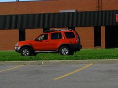 automobile, automotive exterior, sport utility vehicle, wheel, vehicle, compact sport utility vehicle, nissan xterra, off-roading, bumper, land vehicle,