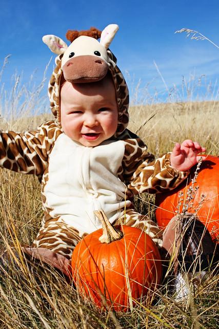 Braden's First Halloween