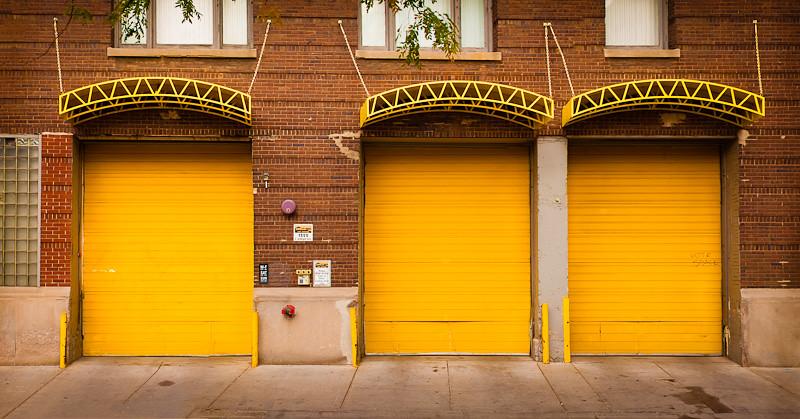 Uni-Brow Garage Doors