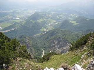 Valley below Untersberg