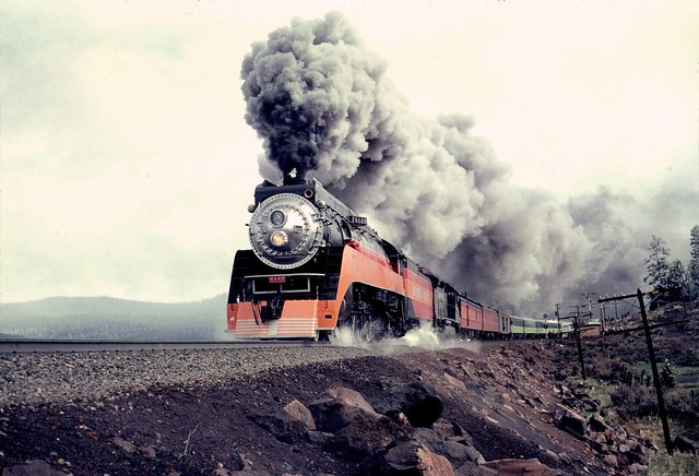 SP #4449, Grass Lake California,  April 26 1981.