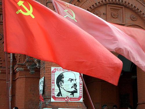 Lenin, Soviet Union