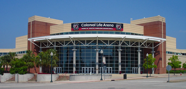 Colonial Life Arena Flickr Photo Sharing