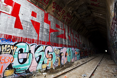 san rafael tunnel
