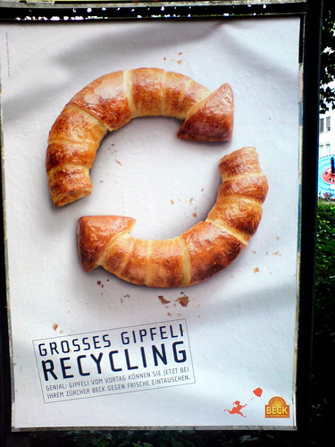Croissant Recycling