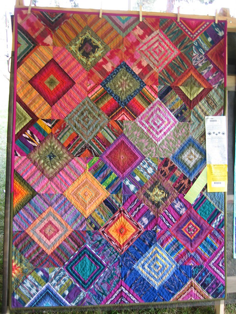 Striped Fabric Quilts - a gallery on Flickr
