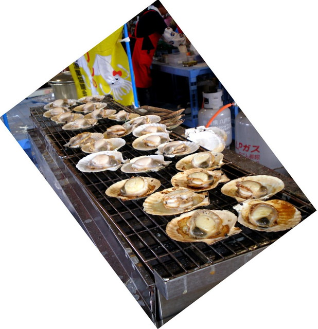 bbq clams
