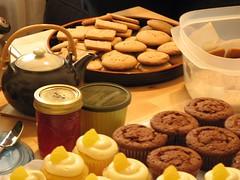 tea party treats