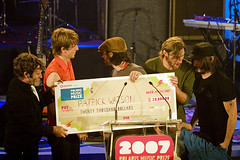 Polaris Music Prize Gala 2007