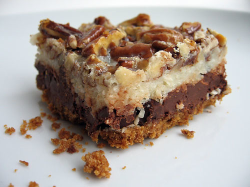 hello dolly bars | more about these & recipe at my blog here… | By ...