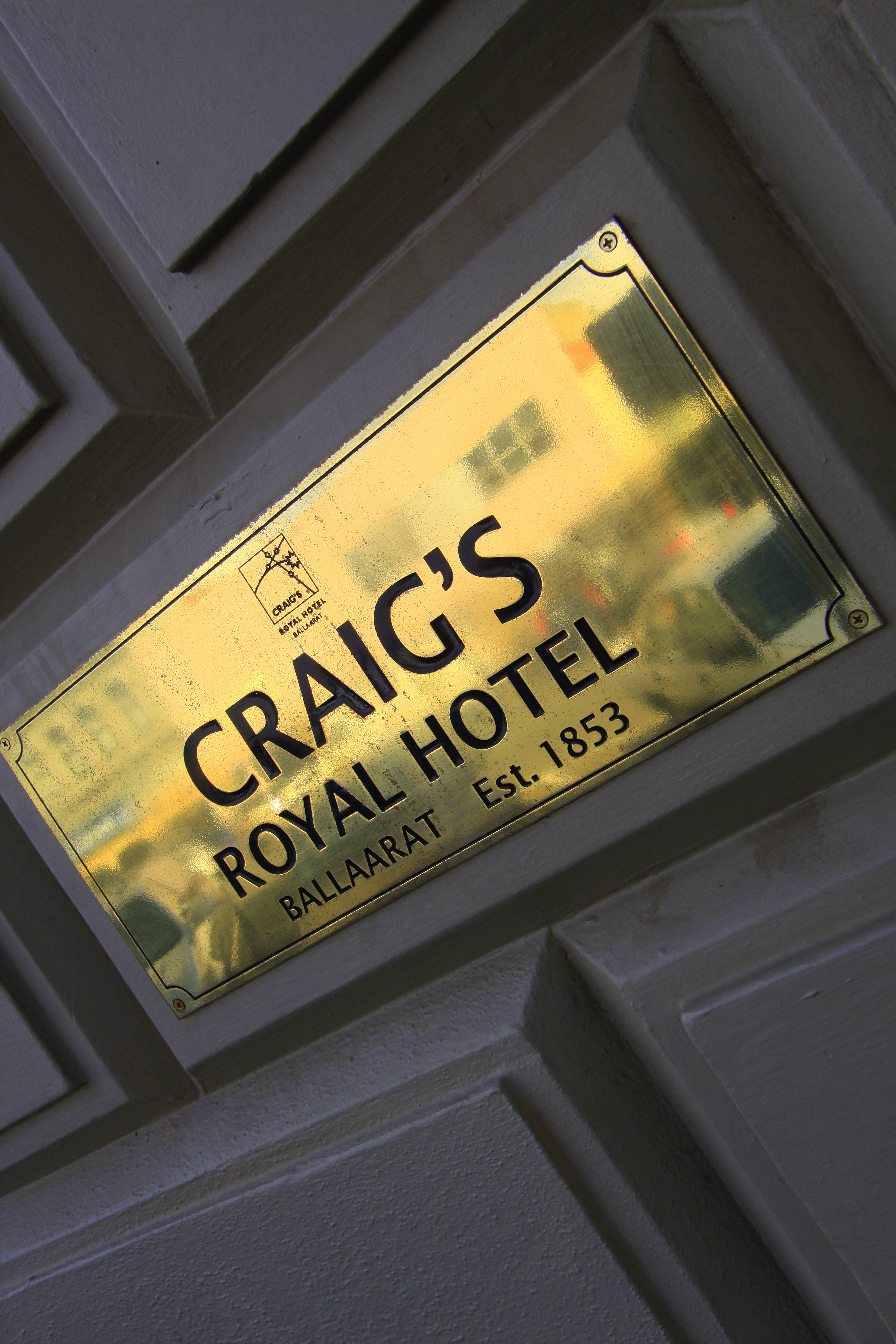 room photo 511157 craigs royal hotel. Black Bedroom Furniture Sets. Home Design Ideas
