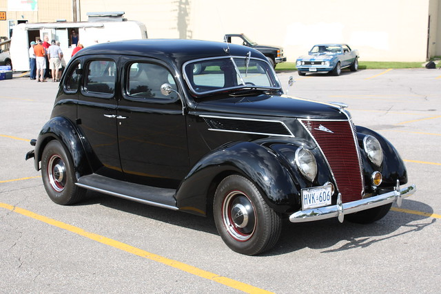 1937 ford deluxe fordor flickr photo sharing for 1937 ford four door sedan