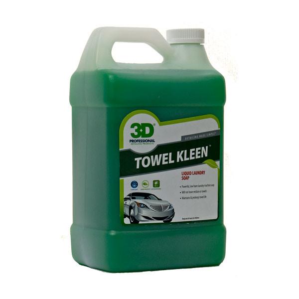 Towel Kleen – Liquid Car Wash Soap