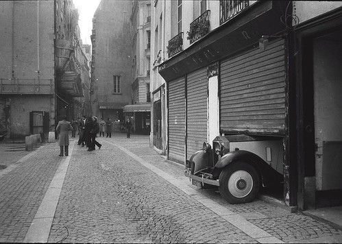 1981 paris france rolls royce in garage kaxia 39 s blog for Garage abarth paris