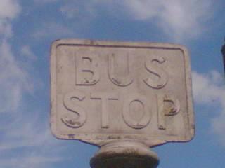 Bus Stop, Witney