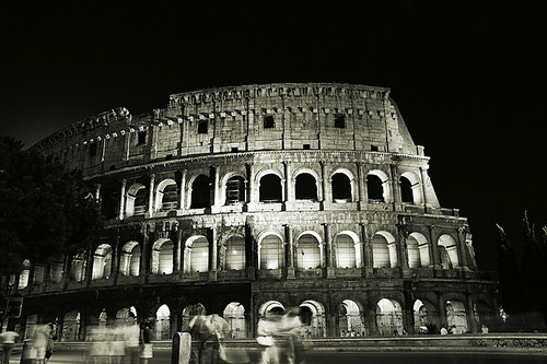the haunted heart of Rome