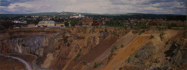 The copper mine in Falun 1 (UNESCO)
