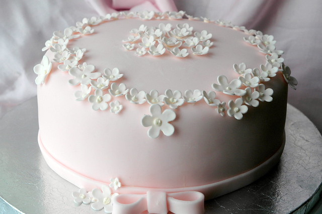 Moms Birthday Cake  Flickr - Photo Sharing!