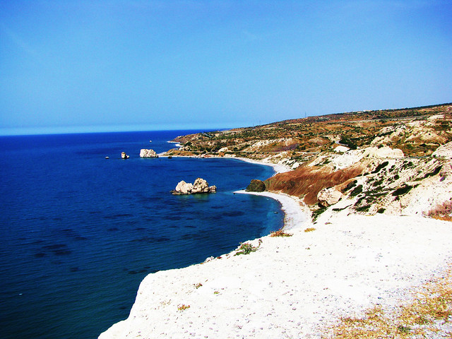 Aphrodite's Rock - Petra tou Romiou
