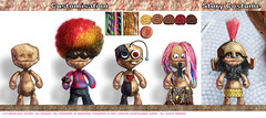 Sackboy: Customisation 1
