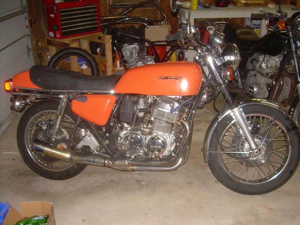 Evanfells Most Interesting Flickr Photos Picssr 1975 Honda Cb750f