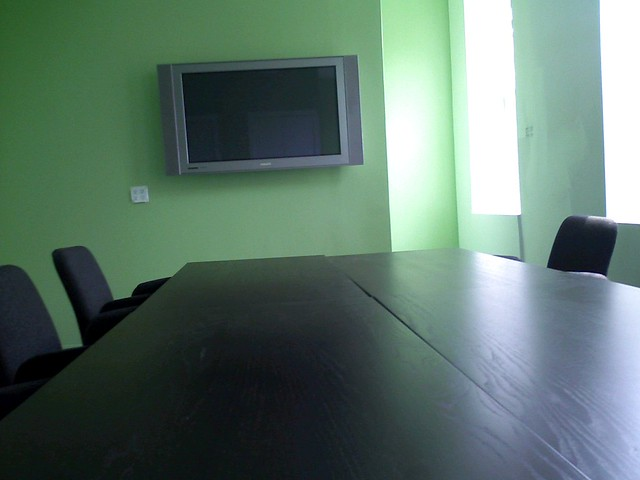 Conference Room Phone With Handset