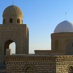 New Mausoleums at Mizdakhan Cemetery - Nukus, Uzbekistan