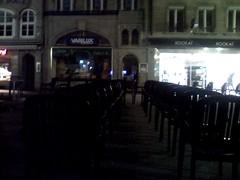 Rue de Romont by Night