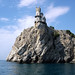 The Swallow's Nest Castle-The Castle of Love by Tanya Mass