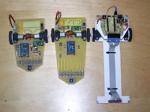 Proyecto de robot sigue linea