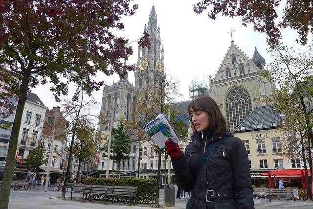 257 - Antwerpen, Anvers, Amberes