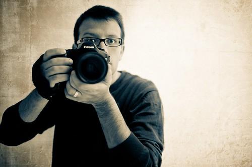 Day 56/365 - Selfie