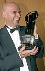 Guy Laliberté Entrepreneur of Year 2007