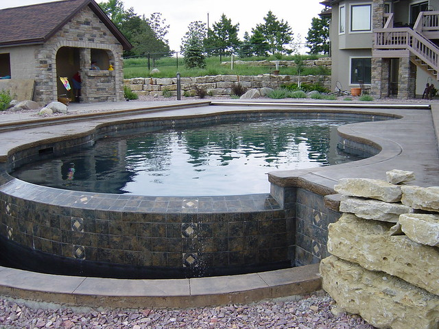Concrete Pool Construction : Concrete swimming pool construction flickr photo sharing